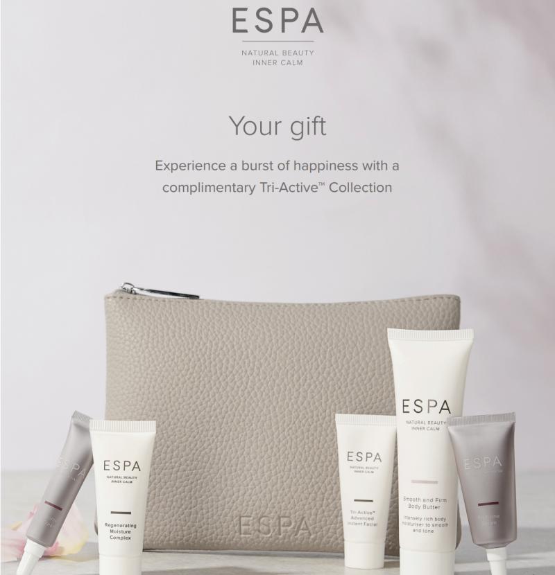 The Gentle touch Ipswich beauty salon treatments ESPA facials waxing massage